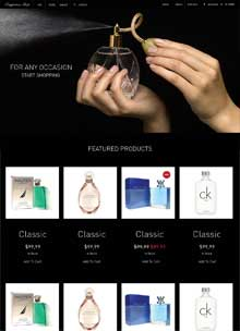 Fragrance-Shop-html5