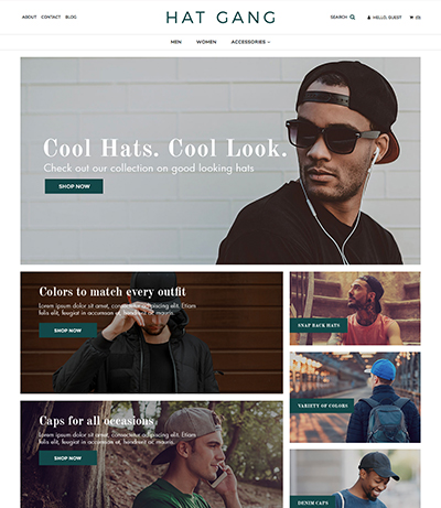 f2a715b4eb8 2019 s Top 50 eCommerce Templates for your online store