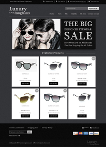 luxury-sunglasses-html5