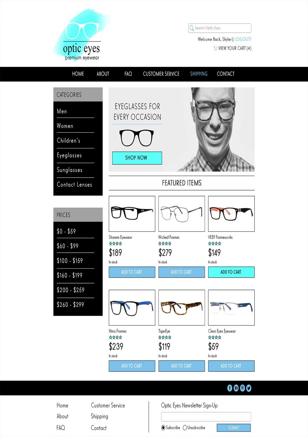 Optic-Eyes-html5